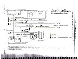 western snow plow wiring diagram chevy with unimount gooddy org