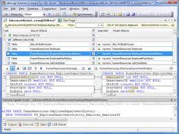 sql server compare tables download dbforge schema compare for sql server free networkice com