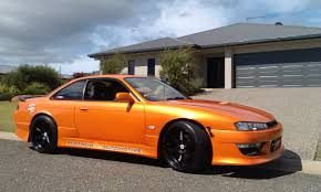 custom nissan silvia 1997 nissan silvia car sales qld cairns 2673085