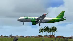 airasia vs citilink citilink airbus a320 200 pk glv for fsx