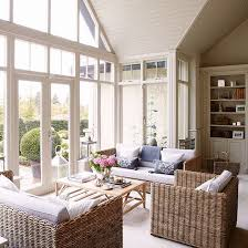 house to home interiors inspired by conservatories wicker furniture country and interiors