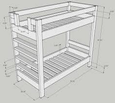 Bunk Bed Mattress Size Bunk Bed Mattress Sizes In Inches Interior Design Ideas Bedroom
