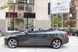 lexus hardtop convertible 2011 price 2011 lexus is 250c stock m318a for sale near chicago il il