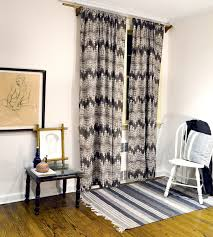decor window decorating ikat curtains u2014 cafe1905 com