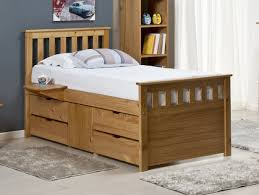 cabin beds for girls bedroom single bed with storage single bed with storage