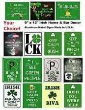 irish decor for home rustic primitive irish home décor plaques signs ebay