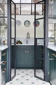 glass kitchen cabinet doors uk kitchen pantry ideas dreamy kitchen pantries to lust