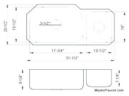bathroom sink size guide what size sink for 30 inch cabinet copperpanset club