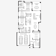 Metricon Floor Plans Single Storey by Noosa Series The Coastal Lifestyle