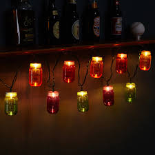 outdoor colored string lights outdoor designs