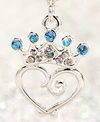 princess necklace images Princess birthstone necklace ltd commodities jpg