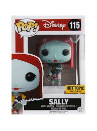 disney the nightmare before pop sally vinyl figure