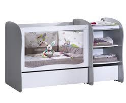 chambre transformable lit chambre transformable 120x60 pop argile petit léo