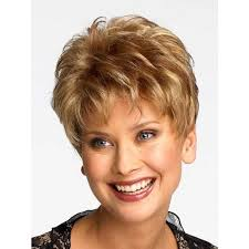 wigs for 50 plus women 50 best short haircut wigs