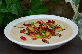 cuisiner les haricots coco gaspacho de haricots coco la p tite cuisine de pauline