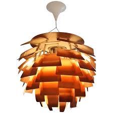 Artichoke Chandelier Louis Poulsen Artichoke Lamp By Ph C 1960 Diam 84cm At 1stdibs