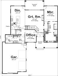 1 story farmhouse house plan carlson carlson floor plan