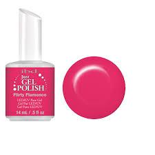 ibd just gel polish flirty flamenco i gel nails com