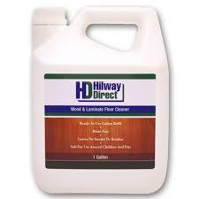 hilway direct hardwood laminate floor cleaner gallonhilway