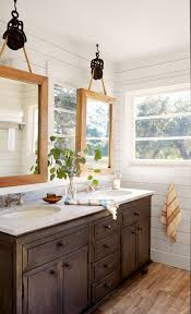 How To Hang Bathroom Mirror 21 Bathroom Mirror Ideas That Are Beautiful And Decorative