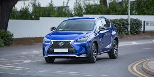 lexus nx hybrid towing lexus nx review carwow