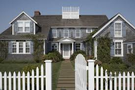 Coastal Style Homes Nantucket House Jen Joes Design Small Luxihome