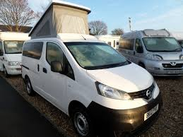 nissan nv200 used 2012 nissan nv200 conversion for sale in taunton somerset
