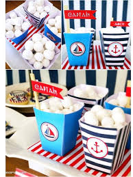 nautical party supplies nautical birthday party printables supplies birdsparty