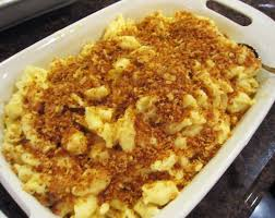 tasty thanksgiving macaroni and cheese