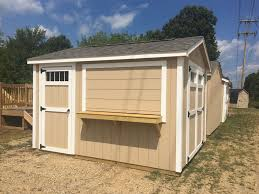 sheds meyer wood products
