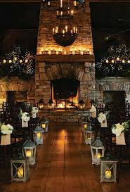 Decoration For Christmas Wedding by Best 25 Wedding Fireplace Decorations Ideas On Pinterest