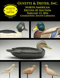 Ducks Unlimited Weathervane North American Decoys At Auction February 13 2016 By Guyette