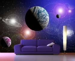 galaxy wall mural 11 things to about galaxy wall small home ideas