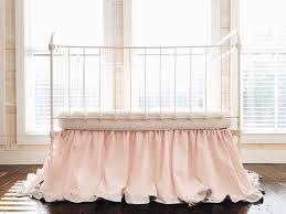 Pottery Barn Ruffle Crib Skirt 71 Best Bedding For U0027s Nursery Images On Pinterest