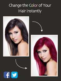 hair colour to suit a 40 year old hair color booth on the app store