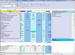 Construction Spreadsheet Templates Free Construction Costing Spreadsheet Free Laobingkaisuo Com