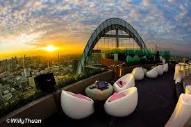 Top Ten Rooftop Bars Bangkok Best Rooftop Bars Bangkok Undercover