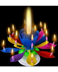 birthday candle flower check out these hot deals on birthday candles 12pcs musical candle