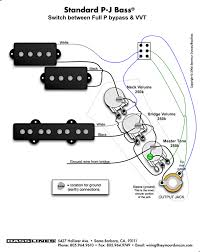 emg jazz b wiring diagram emg wiring diagrams instruction