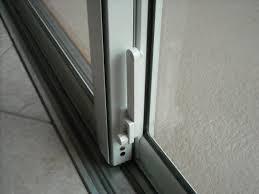 sliding glass door child proof pocket door security lock home design ideas and pictures