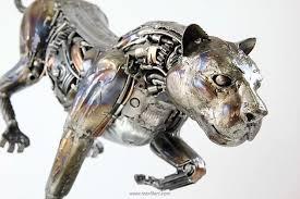 metal lion sculpture the rocket lion metal sculpture stunning metal