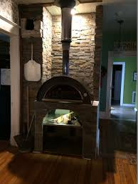 pulcinella wood fired pizza oven