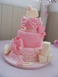 baby shower cake for girl terrific pink baby shower cakes enticing girl cake ideas photo wedding
