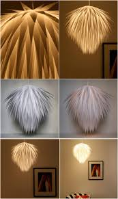 How To Make A Lamp Shade Chandelier 16 Genius Diy Lamps And Chandeliers To Brighten Up Your Home Diy