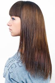 back of hairstyle cut with layers and ushape cut in back u shaped back long hair haircut from all angles