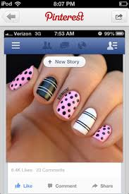 81 best cute nails images on pinterest make up pretty nails and