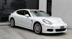 white porsche panamera 2014 porsche panamera s stock 5872 for sale near redondo beach