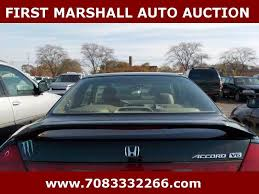 2000 honda accord ex v6 2dr coupe in harvey il first marshall