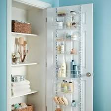 Over The Cabinet Spice Rack Amazon Com Closetmaid 1233 Adjustable 8 Tier Wall And Door Rack