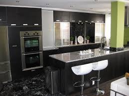 modern oak kitchens kitchen rms ruffingit small apartment kitchen modern black green